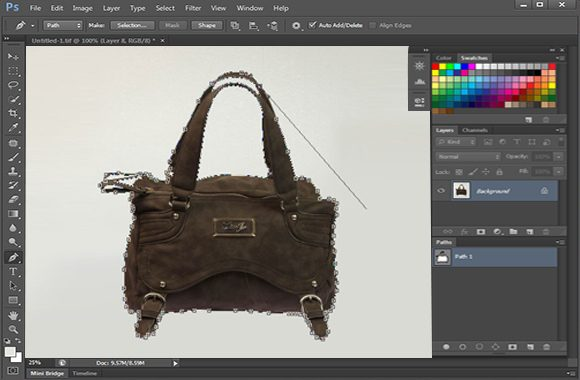 Clipping Path Working Process