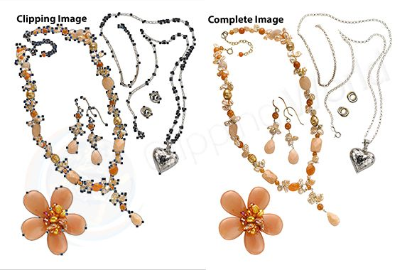 Advance Clipping path image