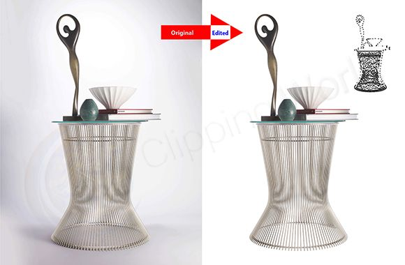 Advance Clipping Path sample image