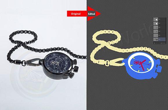 Accessories Multi Clipping Path sample image
